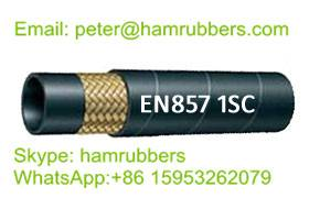 DIN EN857 1SC Wire Braided Hydraulic Hose