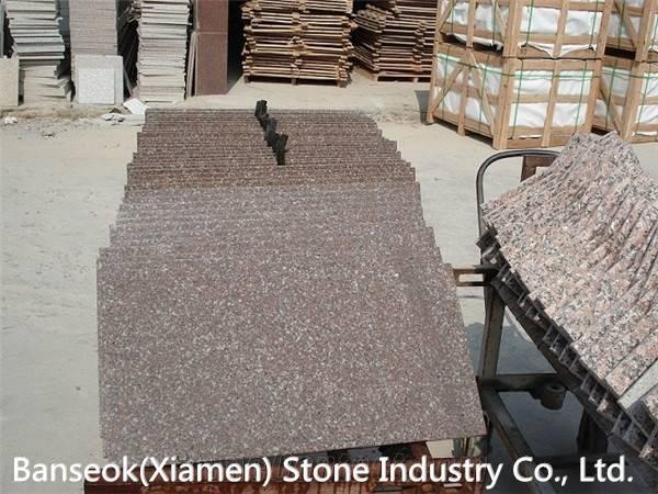 China Red Granite G663 Tiles & Slabs
