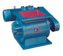 Rotary air lock discharger