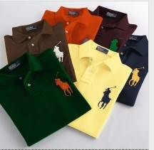 100%cotton Polo T-shirt