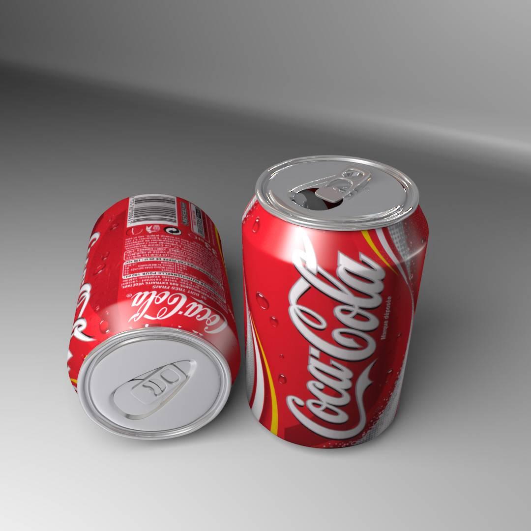Coca Cola SLEEK CAN 24 X 330 ML