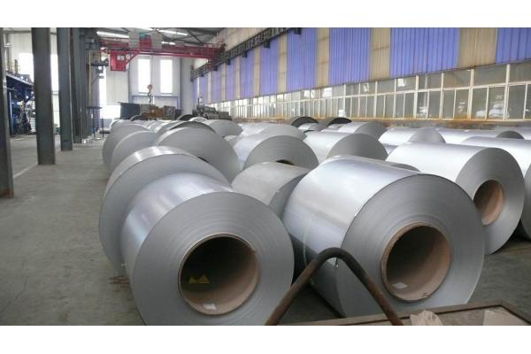 AZ80 galvalume steel coil