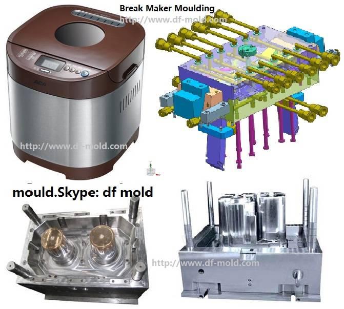 Break Maker Moulding, Injection Mould