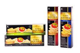Square Rice Cracker/ Organic Rice Crisps (OEM Available)