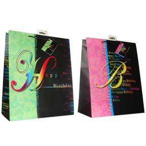Fashional Paper Shopping Bags Supplier