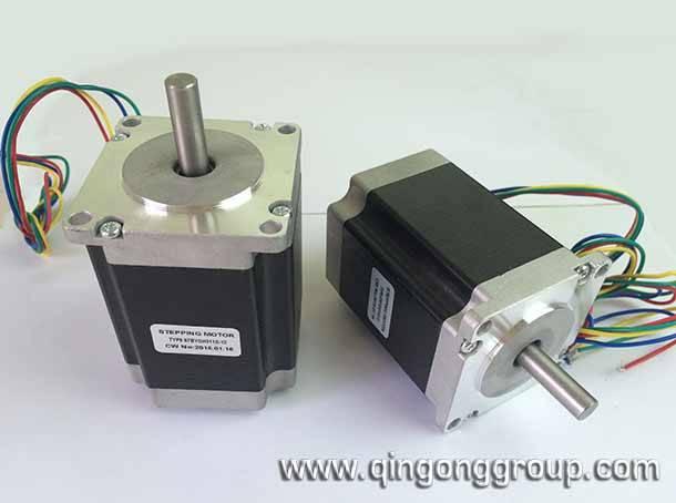 Hybrid Stepping Motor 1.8 Degree 2 Phase Stepper Motor for CNC Router