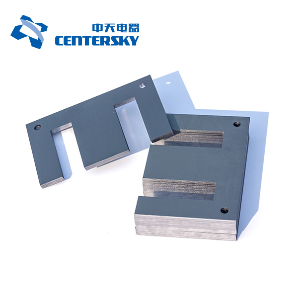 High Voltage Application transformer lamination sheets core