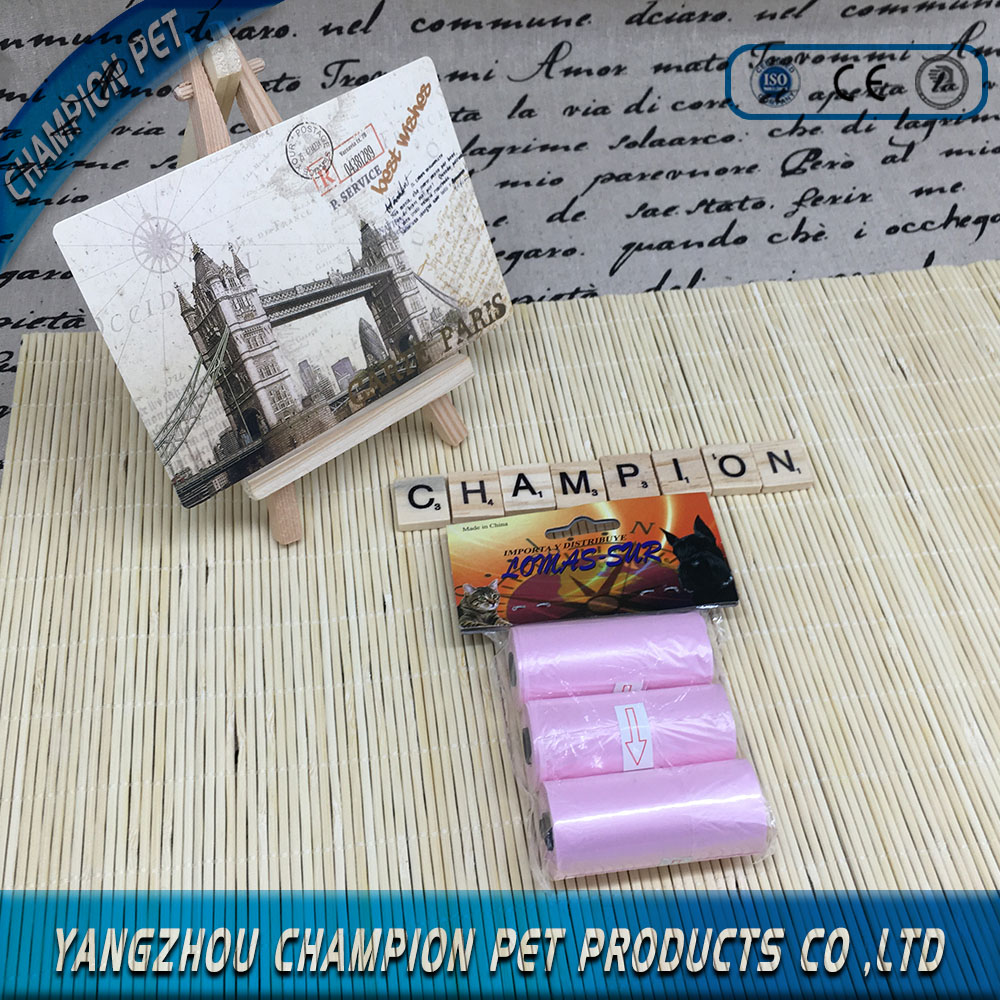 Wholesale Pet Waste Bag for Dog Cleaning