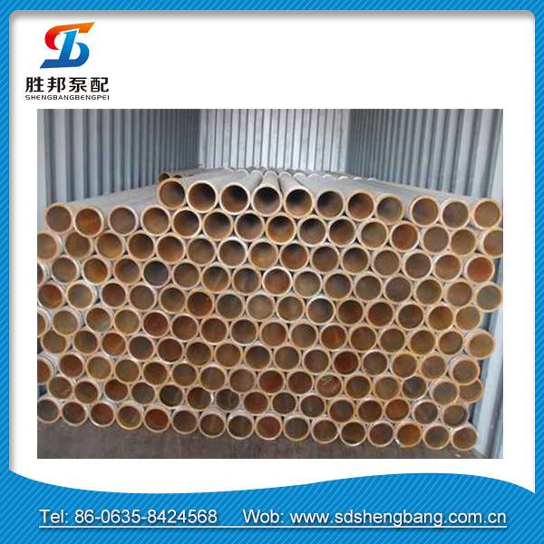 5inch 3 meter stationary concrete pump pipeline for sale