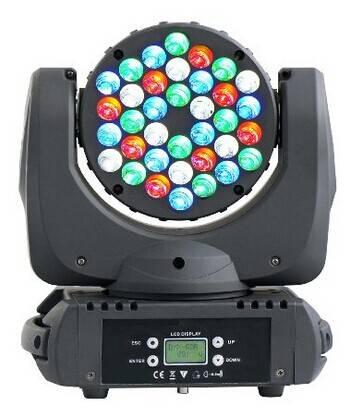 RGBW LED Moving Head Beam DJ Stage Lighting (CE&RoHS)