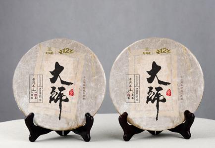 Healthy Traditional fermented pu-erh