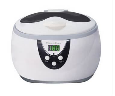 Deluxe ultrasonic cleaner JP-3800S(digital,600ml, 1pint)