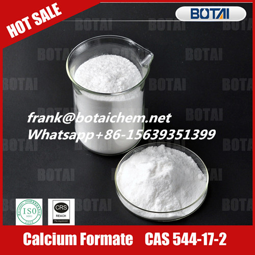 Calcium Formate Ca (HCOO) 2 for Feed Additives&Construction