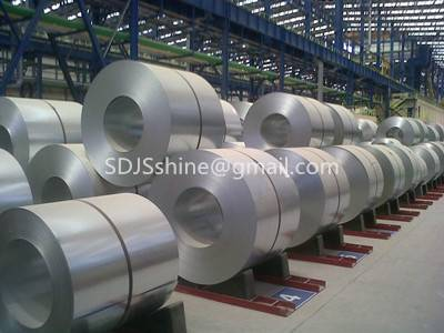 Supply S250GD+Z Galvanized Steel Coil in China