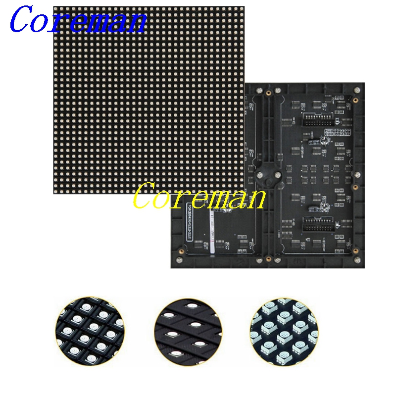 HD video wall p2 p3 p4 p5 led module billboard p3 p4 p5 full color smd 3528 3535 led display module