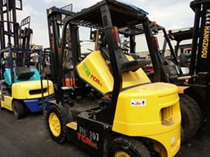 TCM used forklift in low price of forklift for sale