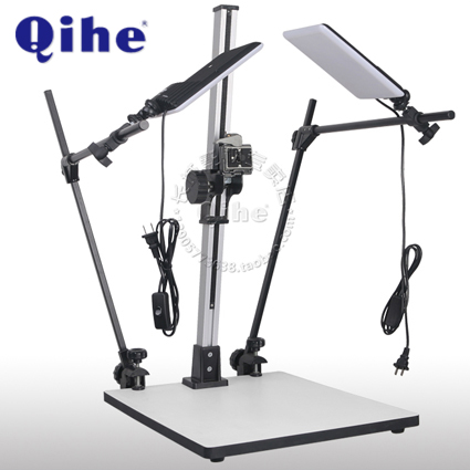 QH-L082 Copy Stand with Lifting 71cm,Led Light
