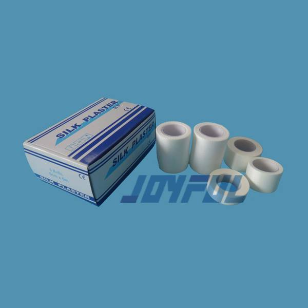 High Quality Silk Adhesive Surgical Tape with Good Price