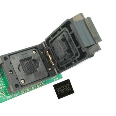 eMCP162 eMCP186 programmer Adapter BGA162 BGA186 test socket