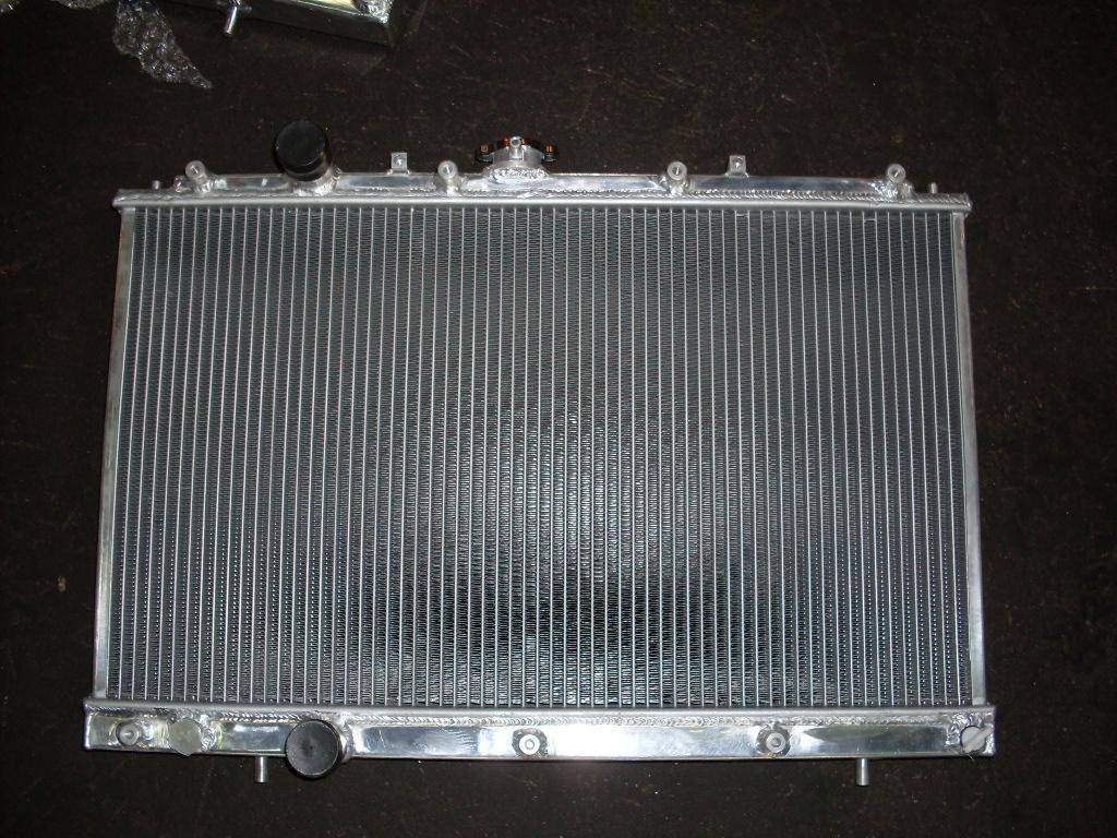 Aluminum Auto Water Cooler Radiator For ACURA