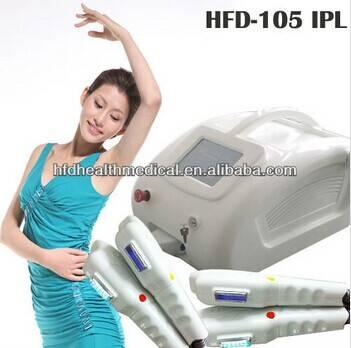 Big Spot Portable Elight IPL RF machine hair removal Tattoo Removal machine