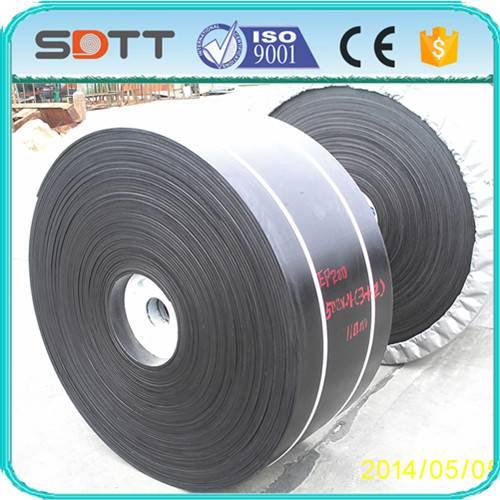 CC Fabric Rubber Conveyor Belt for sale