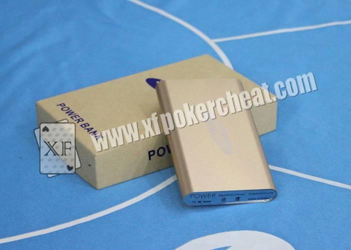 Samsung power bank scanner with 3 cameras for CVK and K3 poker analyzer
