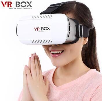 2016 3d vr box 2.0 Virtual Reality VR Private Cinema