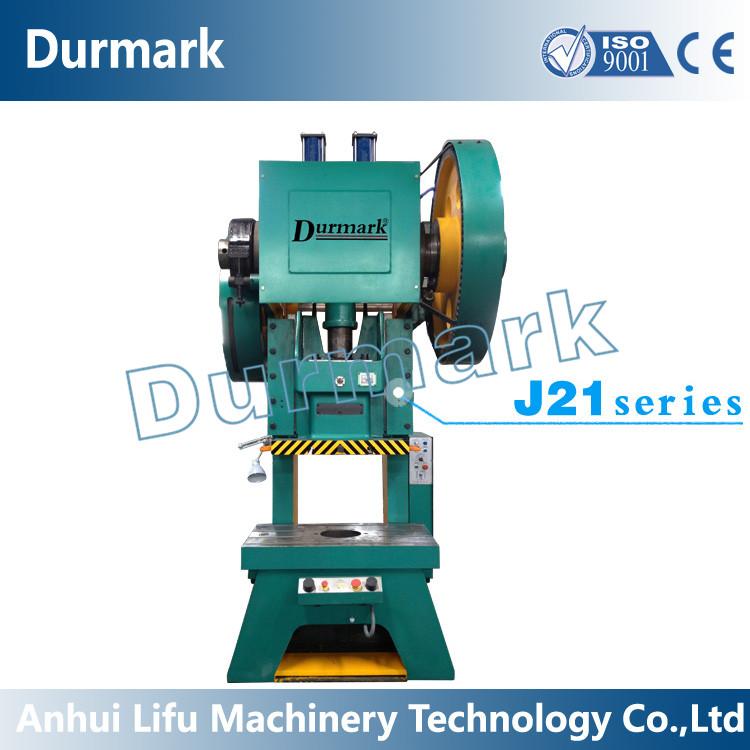 J21-160T metal stamping machine, metal stamping press machine