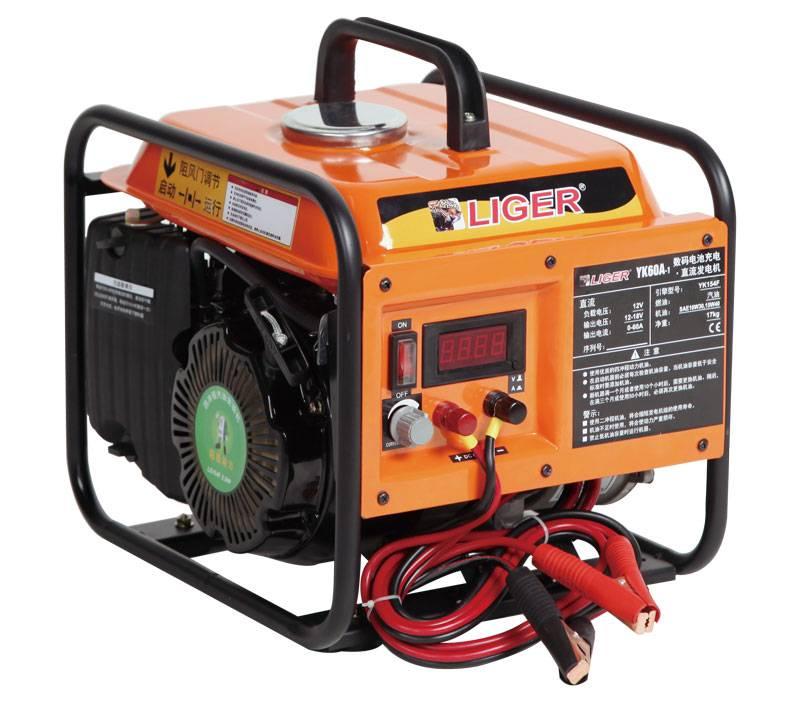 YK60A-1 Digital Inverter Battery Charger Gasoline DC