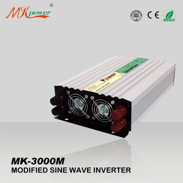 Shanghai solar power inverter 3000watt modified sine wave dc to ac inverter
