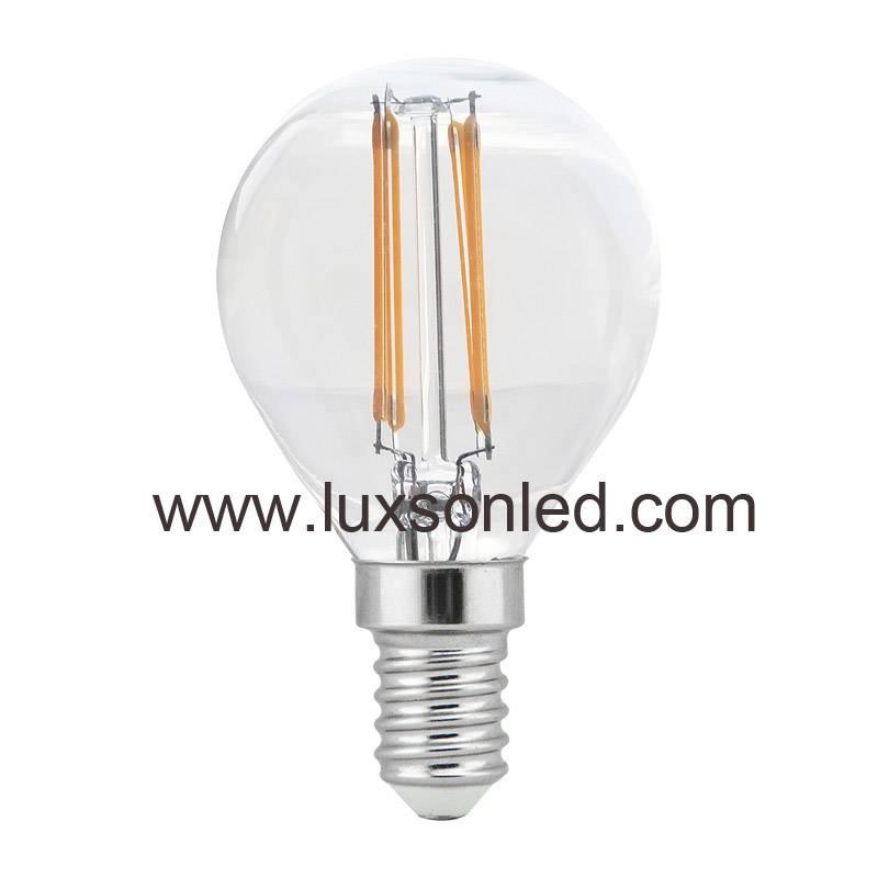 LED Bulb P45 1W 2W 4W LED Lamp LED Light Filament Bulb