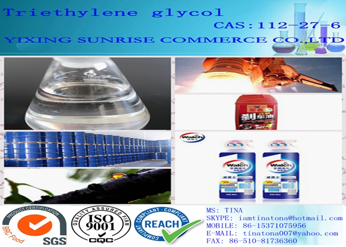 Triethylene glycol