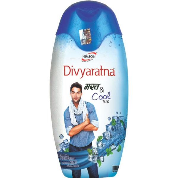 Divyaratna Cool Talcum Powder