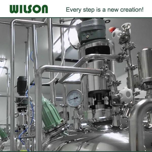 Injection preparation system machine