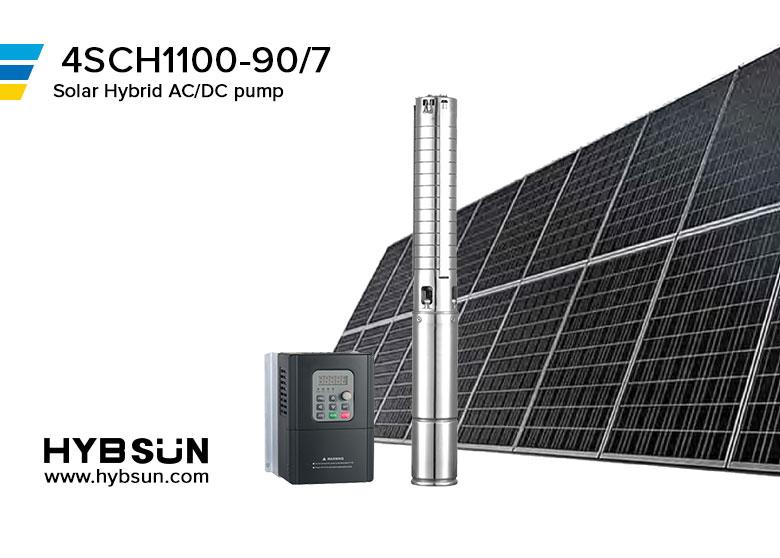 4SCH - AC/DC Solar Centrifugal Pump 4SCH1100-125/3.4