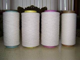 100% COTTON CARED  OPEN END YARN 6/1