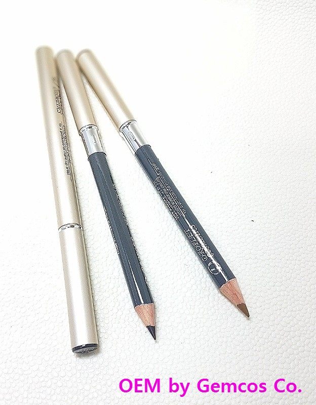 Gemcos Eyebrow pencil (EY-302) (Excellent Quality Korean products)