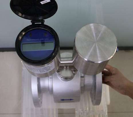 EFM Series Electro magnetic flow sensors, pulser flow meter