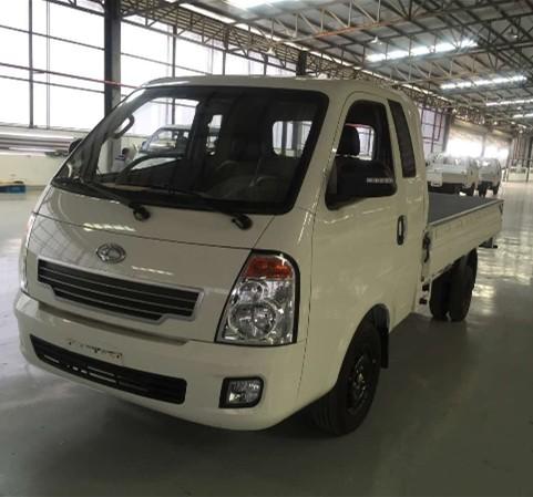 China truck cabin
