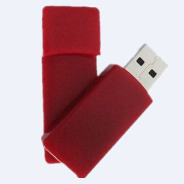 Plastic Swivel USB memory