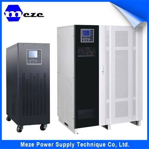 3phase online ups power supply for industry equipment
