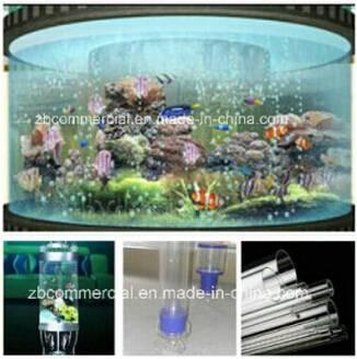 High Quality Acrylic Tube for Aquarium/Fish Tank
