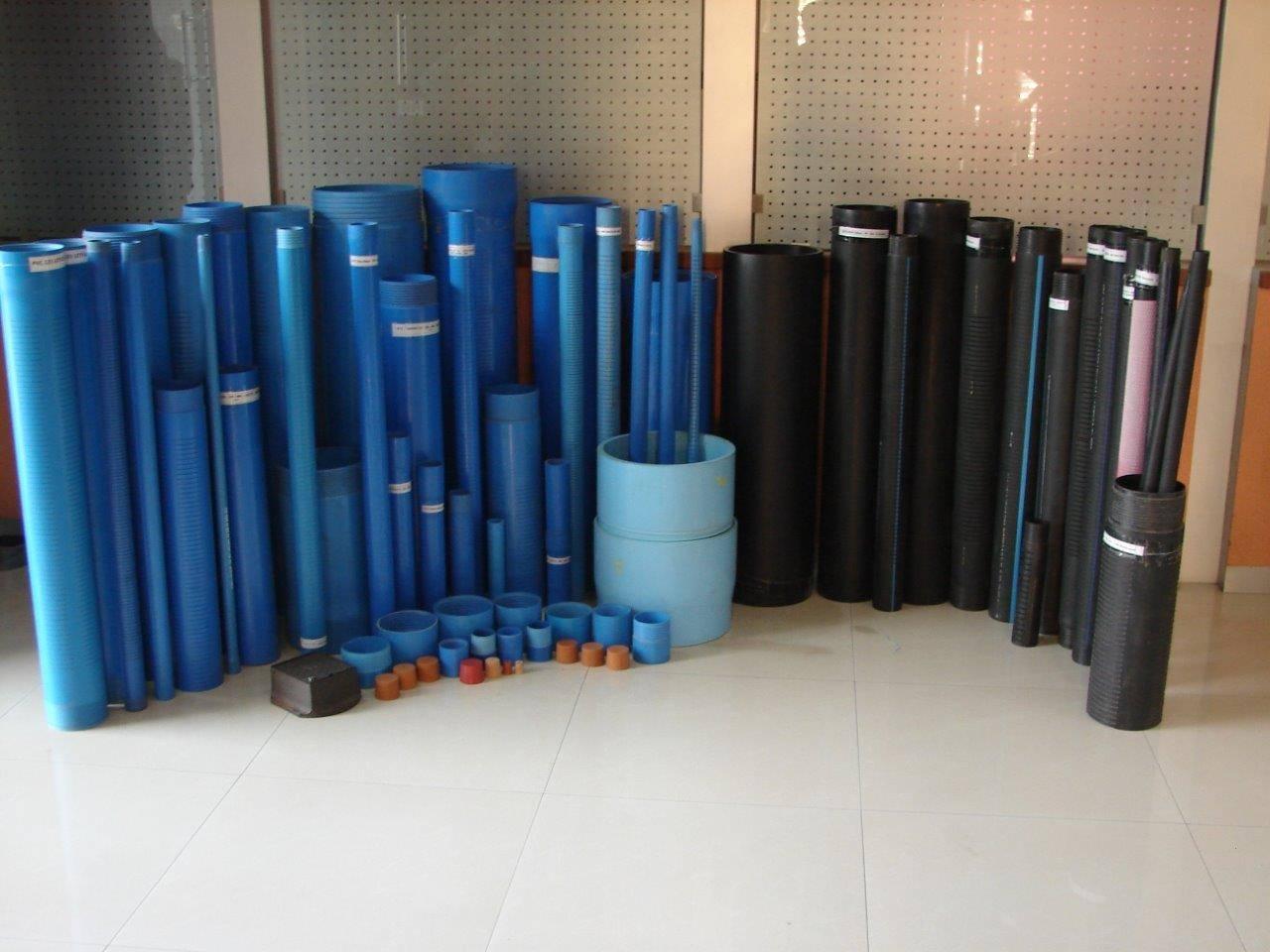 Lotus PVC Casing Pipes
