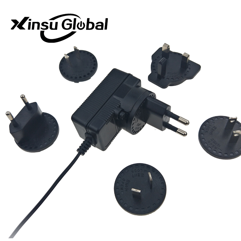 12V1A AC/DC power adapter with UL