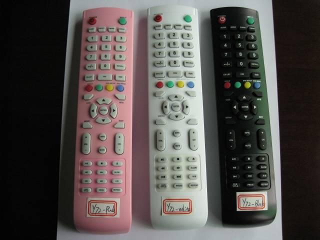 Remote Control for Video & Audio, Universal, Y72