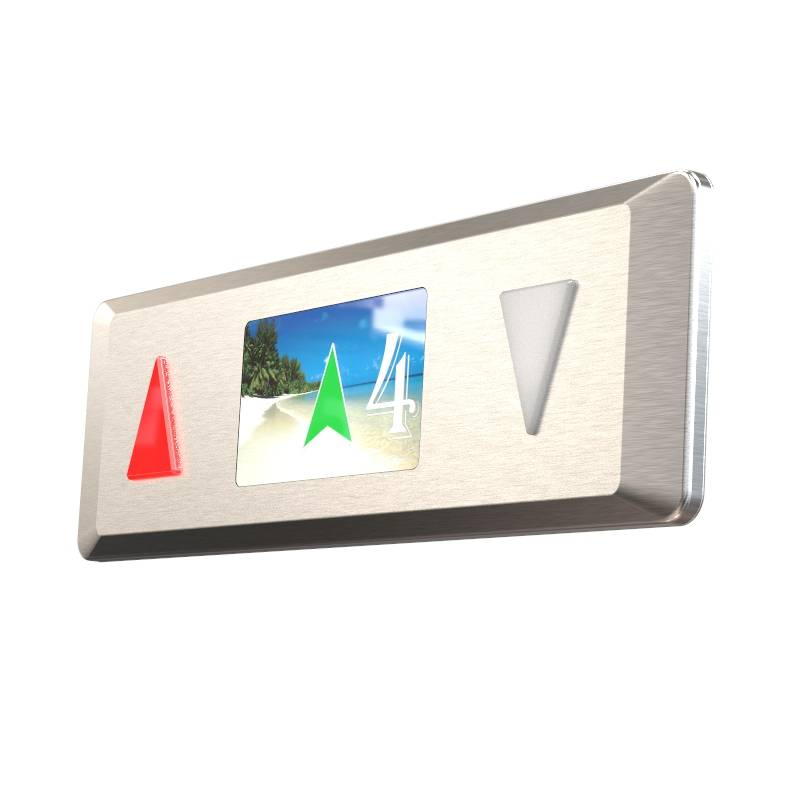 AV40B2 elevator lop, color TFT indicator
