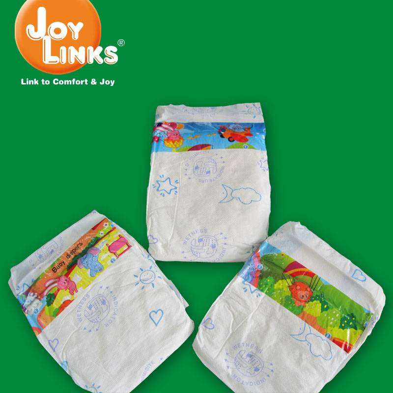 Super Absorption Disposable Baby Nappies