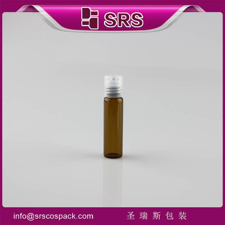 Double Wall skincare roll on bottle glass container