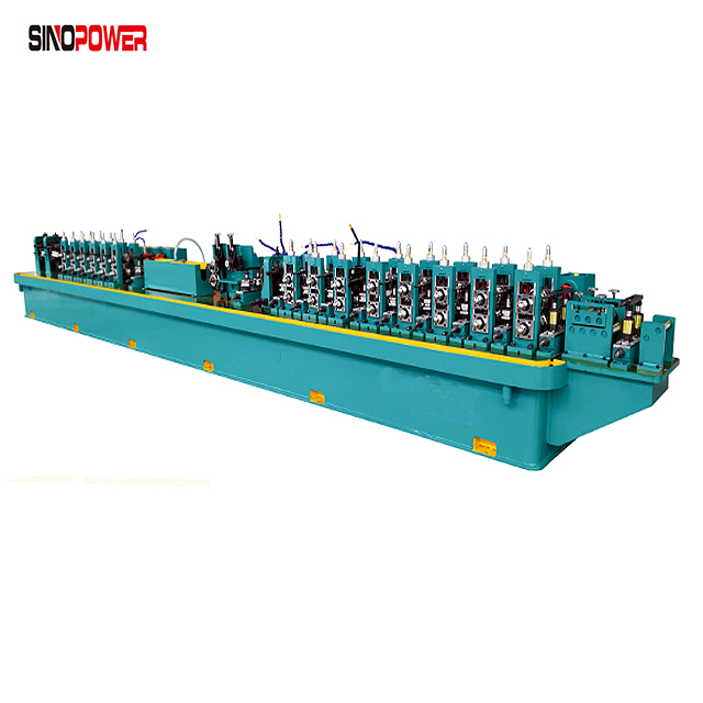 used erw pipe tube machine mill company from China